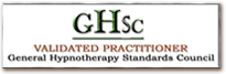 Validated Practitioner General Hypnotherapy Standards Council